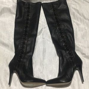 Charles David over the knee boots